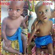 Ein Bild, das Person, Kind, klein, Baby enthält.  Automatisch generierte Beschreibung